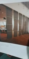 Partisi penyekat ruangan / sliding wall / movable wall, Partisi / sliding wall / movable wall